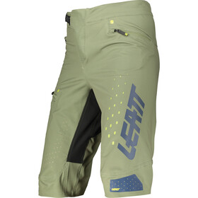 Leatt DBX 4.0 Pantaloncini Uomo, verde oliva